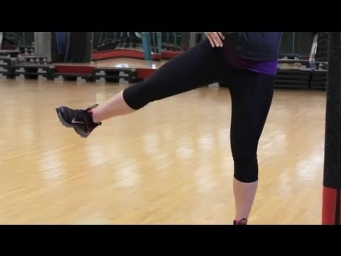 Stretches That Help You Kick Higher : Exercising & Stretching Tips