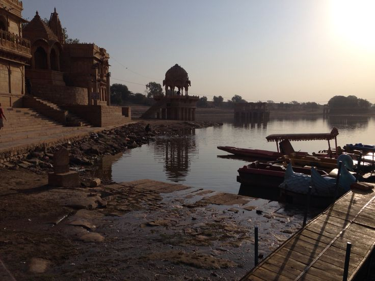Jaisalmer Lake