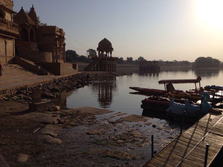 Jaisalmer Lake