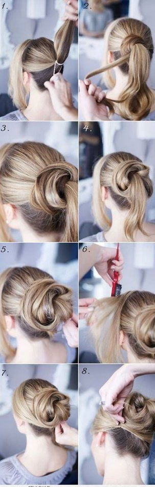 Easy Braided Updos For Shoulder Length Hair : Best 25 shoulder length hair updos ideas on pinterest wedding