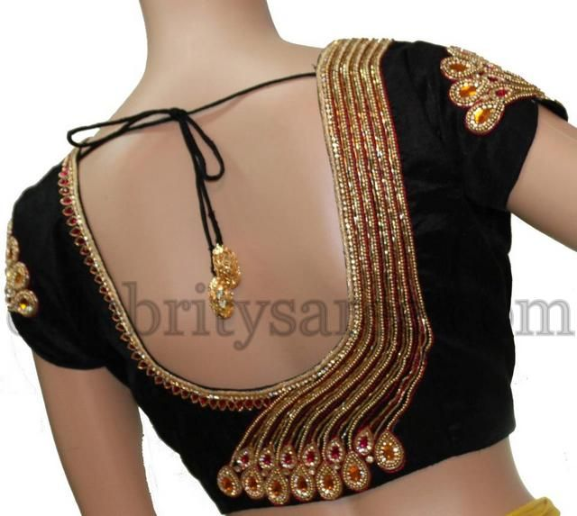 Latest Blouse Designs 2013