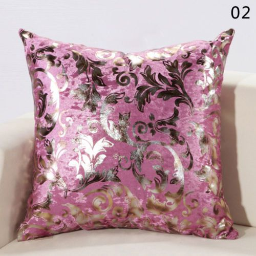 Shiny Bling Velvet Cushion Cover