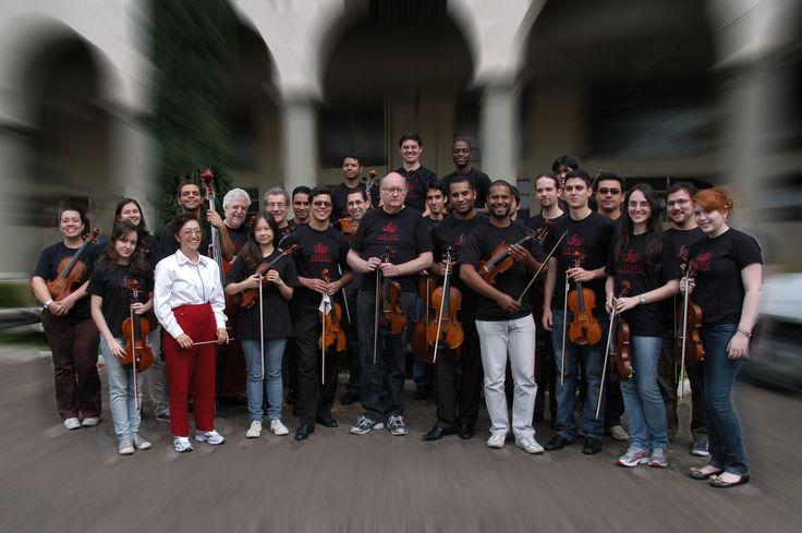 No dia 17 de junho, sábado, às 20h, acontece o concerto Joias Brasileiras em Cordas no Centro de Música Brasileira com a Orquestra de Cordas Laetare.