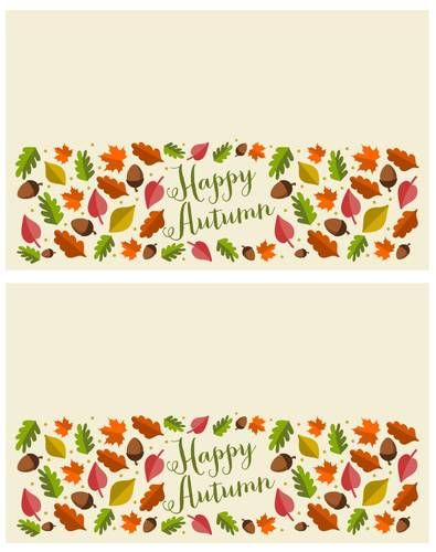 86 best Thanksgiving images on Pinterest Chocolate bark, Dinner - free label templates for word