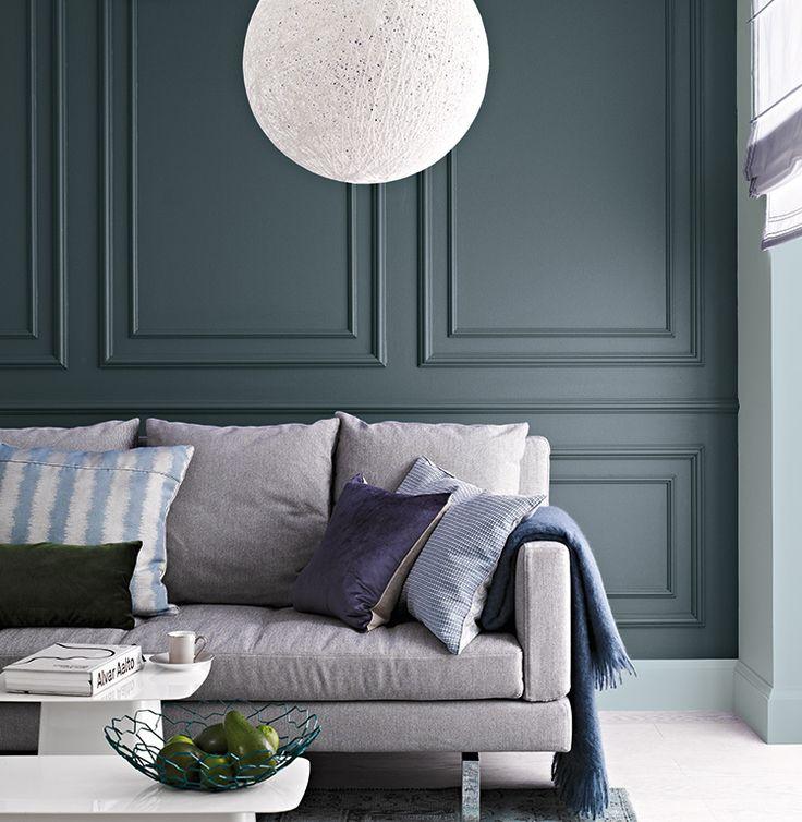 Tikkurila Color Now - paleta błękitów i fioletów FRESH