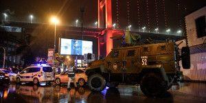Πρωτοχρονιά τρόμου στην Κωνσταντινούπολη: 39 νεκροί από επίθεση σε νυχτερινό κέντρο!