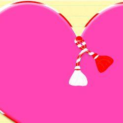 Pentru ca nu esti aici Si nu pot sa-ti dau pupici Iti trimit acum, online, Un martisor super fain, Ziua sa iti lumineze, Inima ta sa vibreze, Ca esti super frumusica, Cea mai dulce dragutica! http://ofelicitare.ro/felicitari-de-1-martie/martisor-de-1-martie-487.html