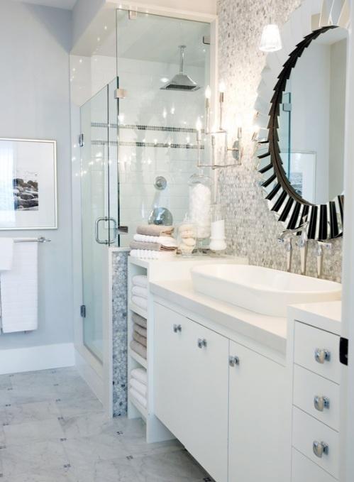 Amazing Bathroom Spaces Places Pinterest