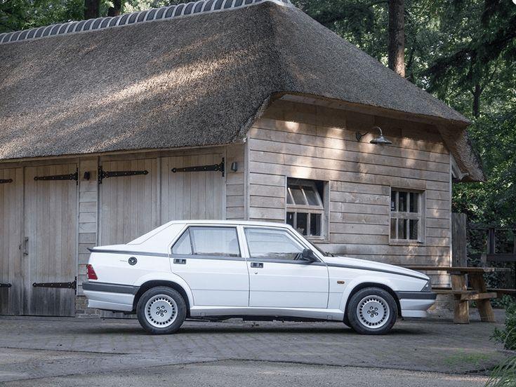 #Alfa #Romeo #75