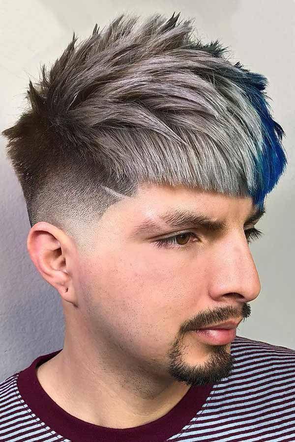 13+ Mens silver hair highlights trends