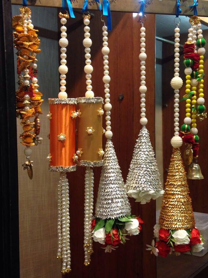 how to make door hanging beads