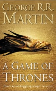A Game of Thrones: Book 1 of A Song of Ice and Fire by George R. R. Martin - a must-read series!!