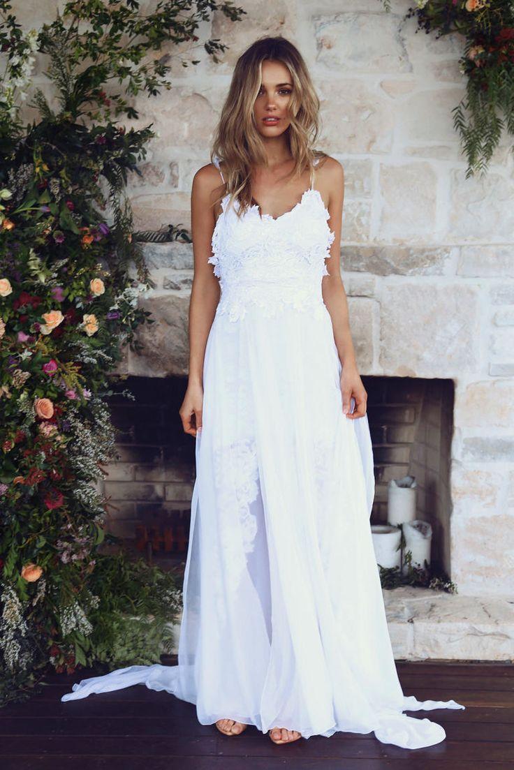 Este es el vestido de novias más popular de Pinterest