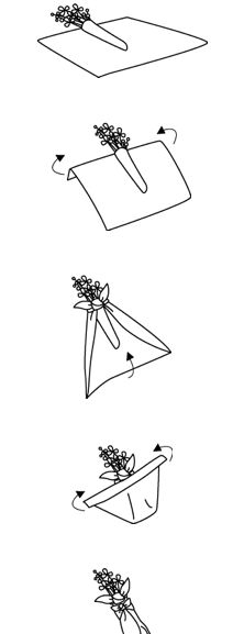 furoshiki cloth wrapping