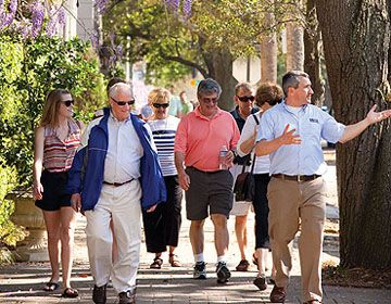 Visit some of historic Charleston's most celebrated landmarks and attractions. Contact us to schedule your next walking tour of Historic Charleston, SC.