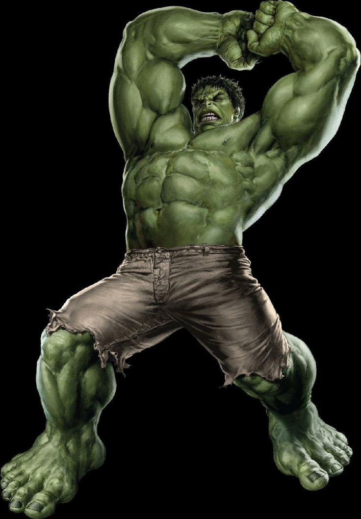 This is a picture of Adorable A Picture of the Hulk