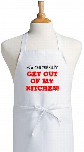 Funny Apron Sayings For Women Silhouette Apron Funny