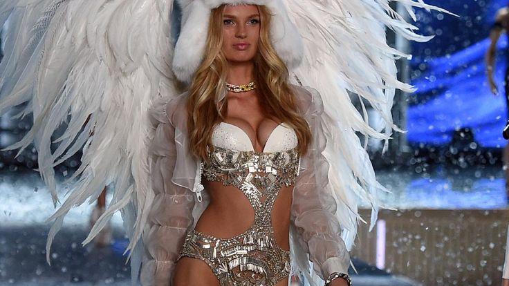 Romee Strijd raadt af Victoria's Secret-modellen als voorbeeld te zien   NU - Het laatste nieuws het eerst op NU.nl