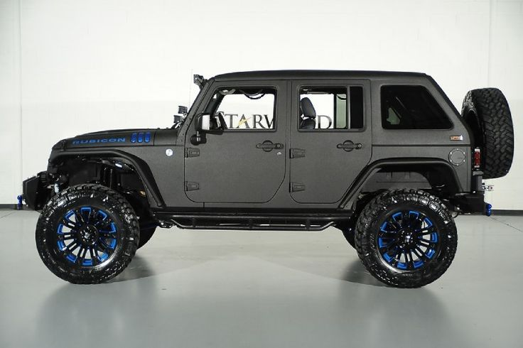 2015 Jeep Wrangler Unlimited Rubicon Dallas, Texas | Starwood Motors