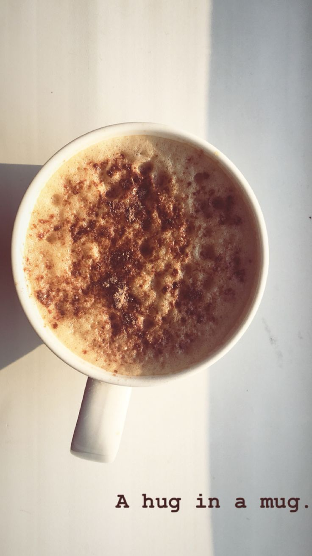 #latte #morning #coffeetime