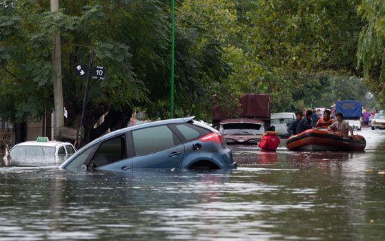 inundaciones en argentina - Buscar con Google