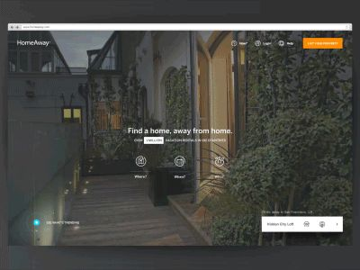 HomeAway Exploration I by Creativedash