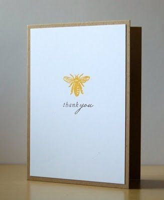 .Cards Ideas, Bees Mine, Cards Cleaning, Mypapersecret Blogspot Com, A1 Cards, Clean And Simple Cards, Elegant Cards, Mi Paper, Bee Cards