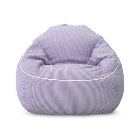 Xl Corduroy Bean Bag Chair Gray Marble Pillowfort