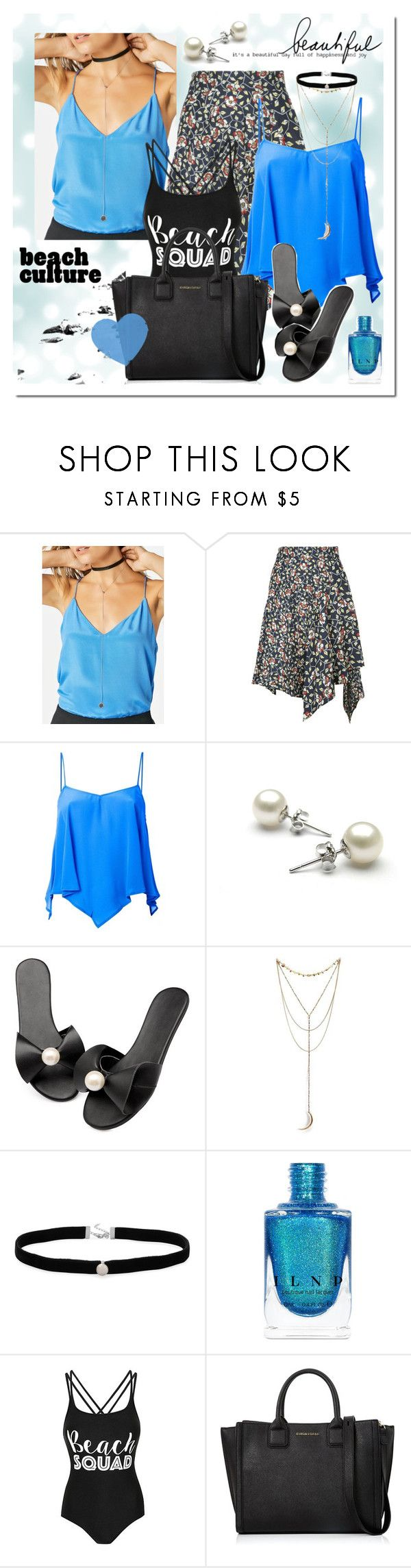 """""""""""Deep summer is when laziness finds respectability."""" - Sam Keen"""" by elena-777s ❤ liked on Polyvore featuring JustFab, Isabel Marant, Roberto Collina, Amanda Rose Collection, George, Karl Lagerfeld, beach, beachstyle, beachholiday and springsummer2017"""