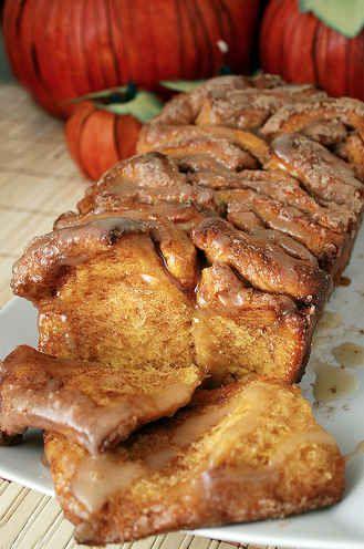 17. Pull-Apart Pumpkin Bread | 101 Pumpkin Recipes From Drinks To Dessert