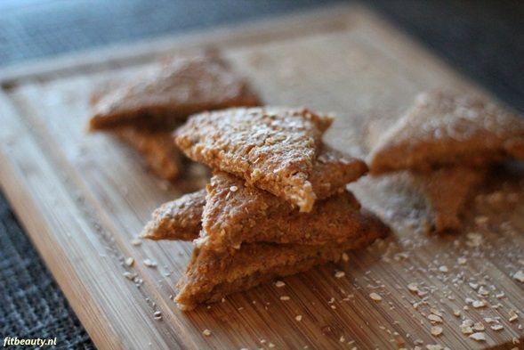 Recept: Glutenvrije Scones! (ook boter en suikervrij!) - fitbeauty.nl