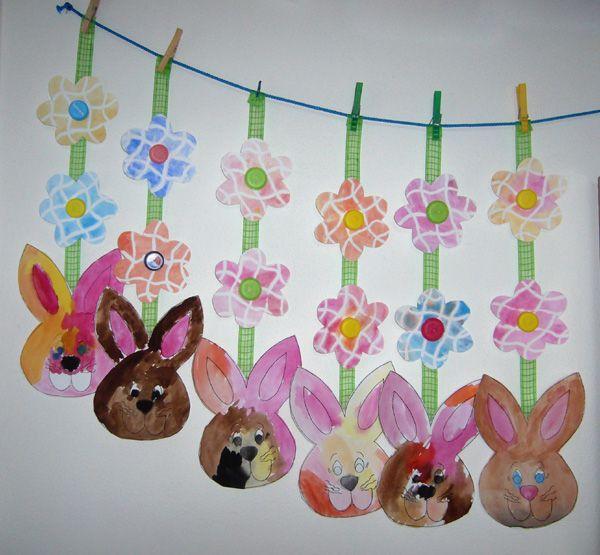 Květiny na jaře | Předškoláci - omalovánky, pracovní listy