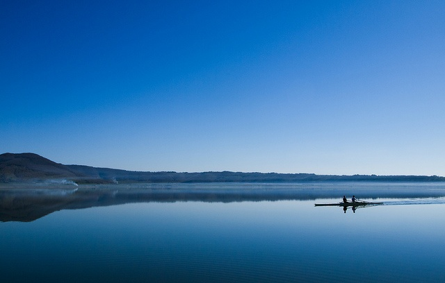 Lago di Vico, Viterbo, Italy. My friend live near this lake, and I'm gonna visit it this summer. Yippie!