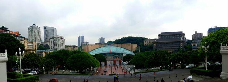 Le musée des 3 gorges de Chongqing