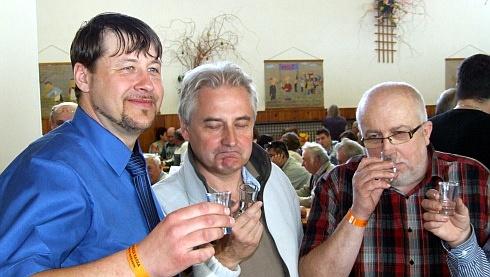 Vlkošská baňka zná své vítěze, okoštoval i herec Petr Svoboda