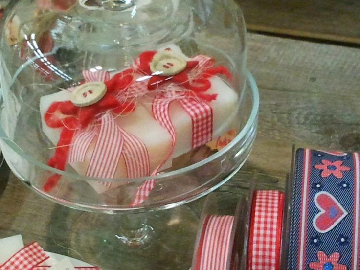 RIBBONS AND SOAPS