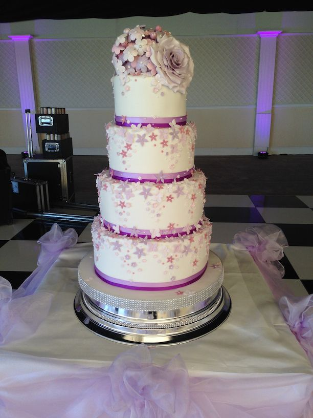 564 best Wedding Cake and Cupcakes images on Pinterest Bakeries
