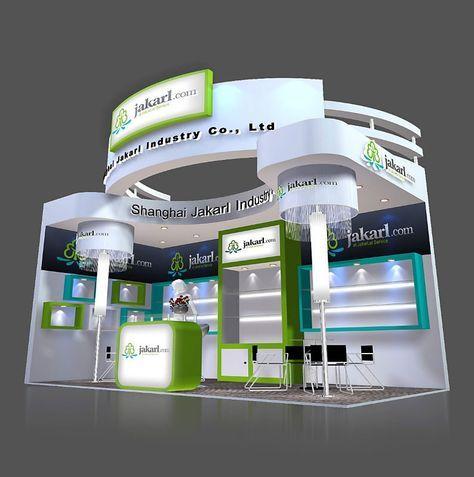 creative exhibition stall design - Google Search