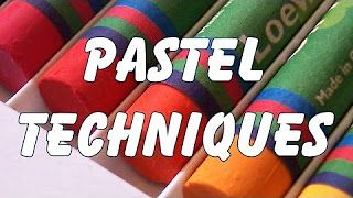 Draw a Kitten using Pastel Pencils - YouTube
