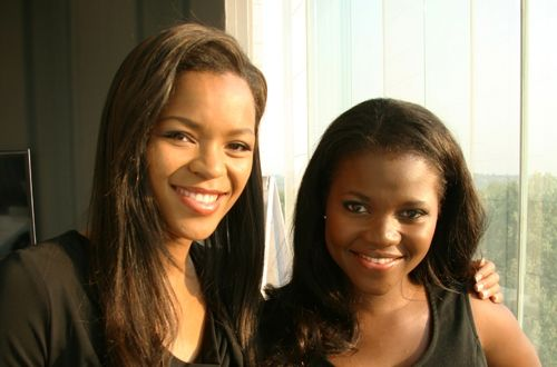SpringAge  founders, Raelene Rorke Clarke (L) and Neliswa Fente