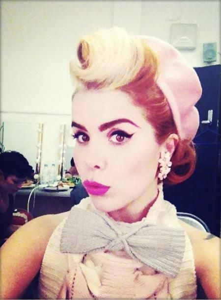 Paloma Faith is beautiful!