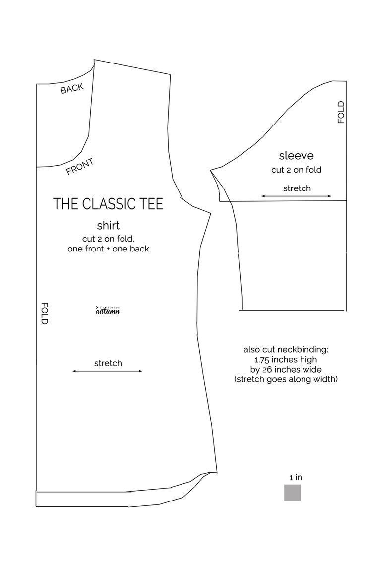Learn to make a classic tee with this easy womens sewing tutorial and free pattern in size L. How to sew a t-shirt for women. - collared short sleeve shirt, band shirts, mens shirts white *sponsored https://www.pinterest.com/shirts_shirt/ https://www.pinterest.com/explore/shirts/ https://www.pinterest.com/shirts_shirt/black-shirt/ http://www.gap.com/products/mens-shirts.jsp
