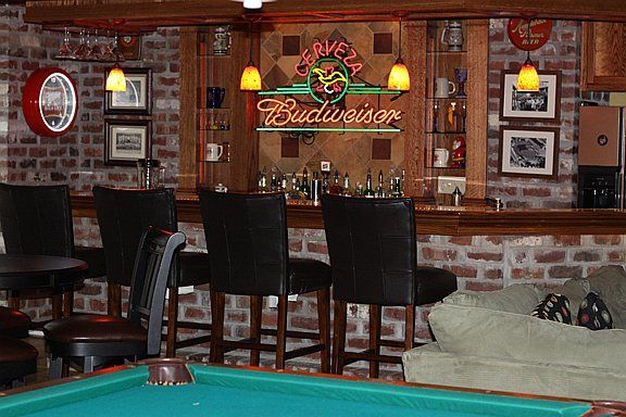 Man Cave Bar Names : Images about man cave on pinterest