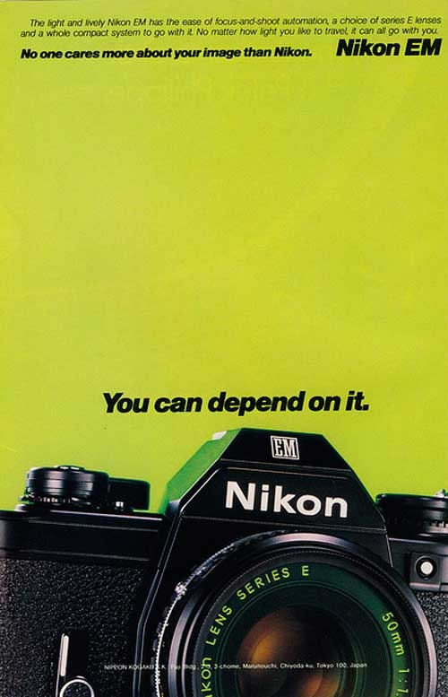 14 best Nikon Advertisements images on Pinterest | Cameras ...