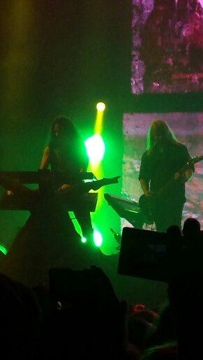 Tuomas Holopainen & Emppu Vuorinen