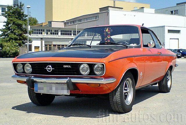 Oldtimer Opel Manta A zum Mieten