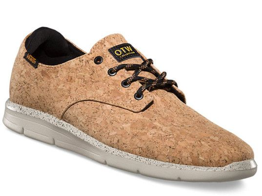 Vans, cork, cork shoes, eco-friendly shoes, sustainable shoes, eco-friendly sneakers, sustainable sneakers, eco-fashion, sustainable fashion, green fashion, ethical fashion, sustainable style