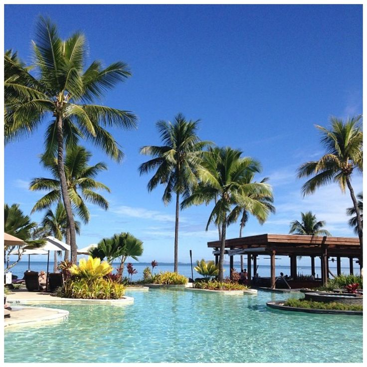 Our Fiji Babymoon - A Review of The Warwick Resort & Spa and The Sheraton Fiji