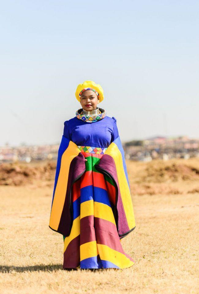 ndebele and setswana wedding