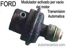 Modulo actuador de vacio Ford Aerostar 1993